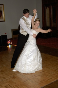 "Our Bridal Waltz to Sarah McLachlan's ""Angel"""