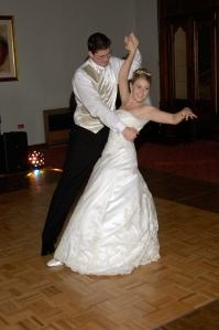 "Our Bridal Waltz to Sarah McLachlan's ""Angel"""